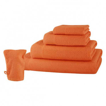 Prosop dus Classic Collection, 70x140 cm, 100% bumbac, Orange